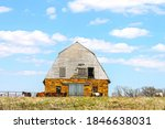 Grungy Old Stone Barn...