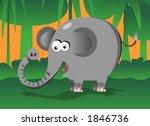 elephant | Shutterstock . vector #1846736