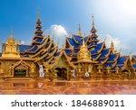 The Beautiful Of Wat Phiphat...