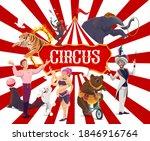 Circus Poster  Funfair Carnival ...