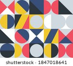 seamless pattern in the... | Shutterstock .eps vector #1847018641