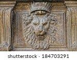 Florenze Palazzo Pitti Lion...
