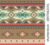 native american southwest ... | Shutterstock .eps vector #1847062141