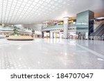 Interior Of Shoppingmall