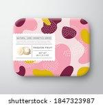 fruits bath cosmetics box.... | Shutterstock .eps vector #1847323987