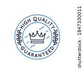 high quality sticker  label ... | Shutterstock .eps vector #1847330011