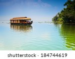 Traditional Inian House Boat ...