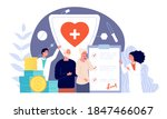 health medical insurance.... | Shutterstock .eps vector #1847466067