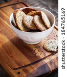 crust dietary cookies with...