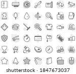 editable thin line isolated... | Shutterstock .eps vector #1847673037