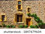 Old European Stone House...