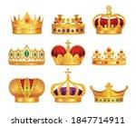 king emperor queen empress... | Shutterstock .eps vector #1847714911