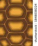 vector illustration patterns  ... | Shutterstock .eps vector #1848038224
