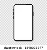 trendy smartphone mockup mobile ...