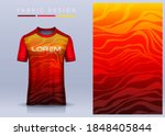 fabric textile for sport t... | Shutterstock .eps vector #1848405844