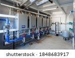 Gas Boiler Room  Boilers And...