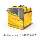 delivery concept. thermal... | Shutterstock . vector #1848699427