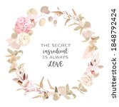 fall herbs selection vector... | Shutterstock .eps vector #1848792424