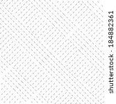 abstract seamless patterns  | Shutterstock .eps vector #184882361