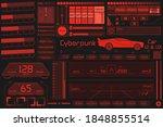 huge set of car ui and hud game ...