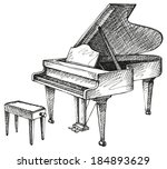 acoustic,art,artistic,chair,chord,classic,classical,concert,contour,drawing,elegance,empty,equipment,forte,freehand