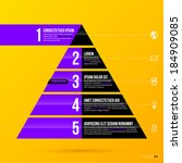 Pyramid Chart Template On...