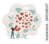 cartoon vector illustration of... | Shutterstock .eps vector #1849108147