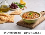 Fava Beans  Dip  Traditional...