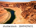 Horseshoe Bend In Page....