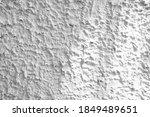 Lightbeam On Stucco Wall...