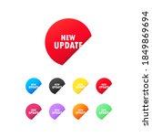 new update sticker. for...