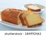 pound cake | Shutterstock . vector #184992461