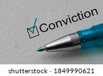 Conviction   Checkbox With A...