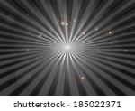 Abstract Vector Sun Burst...