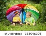 Cute Little Children Under...