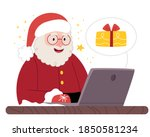 Santa Is Looking For Gifts On...