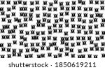 background pattern from... | Shutterstock .eps vector #1850619211