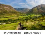 Scafell Pike  England   August...