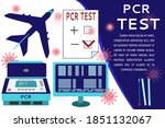 Pcr Test For Airplane Travel....