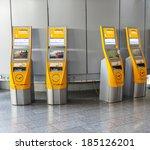 frankfurt  germany   sep 20 ... | Shutterstock . vector #185126201