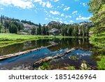 Hiking Shirley Lake Trail To...