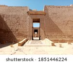 Temple In Egypt South Faraon...