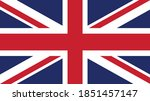 official vector flag of the... | Shutterstock .eps vector #1851457147