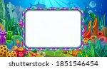 frame for text on the...   Shutterstock .eps vector #1851546454