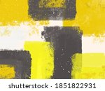 abstract color acrylic... | Shutterstock . vector #1851822931