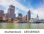 san francisco   march 20  ... | Shutterstock . vector #185184065