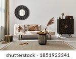 Interior Design Of Ethnic...