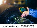 Ut  Ultrasonic Test To Detect...