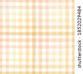orange peach pastel watercolor... | Shutterstock .eps vector #1852029484