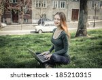 natural technology   Shutterstock . vector #185210315